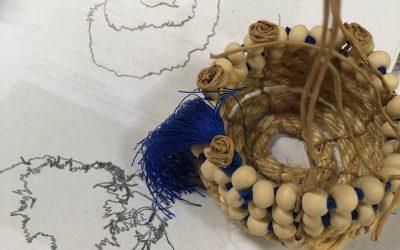 Mindfully Tatami Weaving